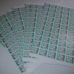 52円切手