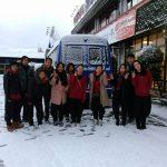 昇竜祭太鼓 名古屋記念写真