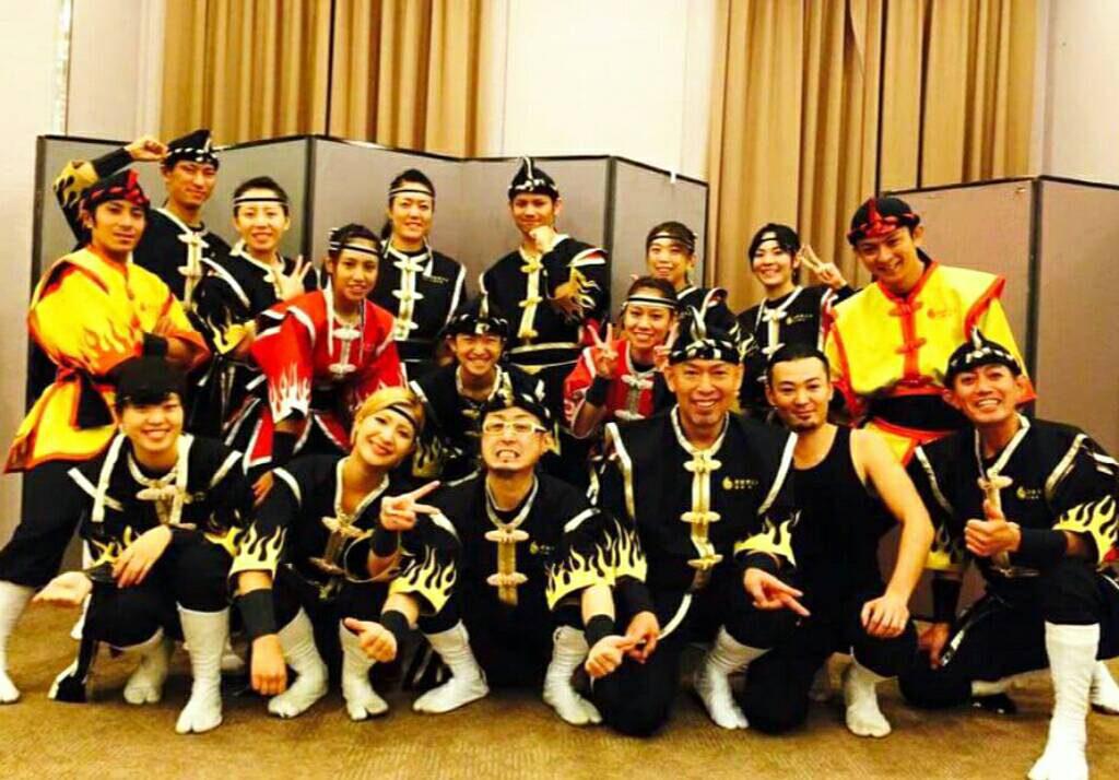 泡盛の会 in 旭川 with 昇龍祭太鼓