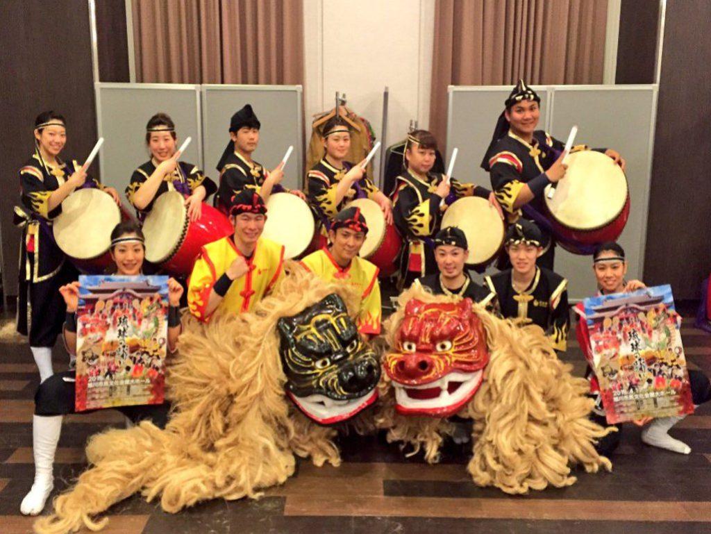 第4回泡盛の会 昇龍祭太鼓