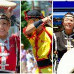 昇龍祭太鼓の衣装