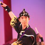 川上さん_琉球の踊ぃ