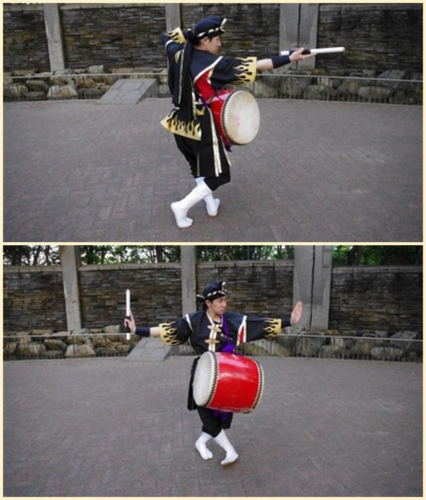 獅子GongGong 空手