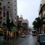 最終日は雷雨