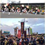 中野チャンプルーフェスタ2015_昇龍祭太鼓