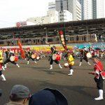 中野チャンプルーフェスタ_昇龍祭太鼓
