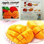 マンゴー食べ方