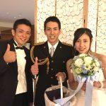 美織ちゃん結婚式