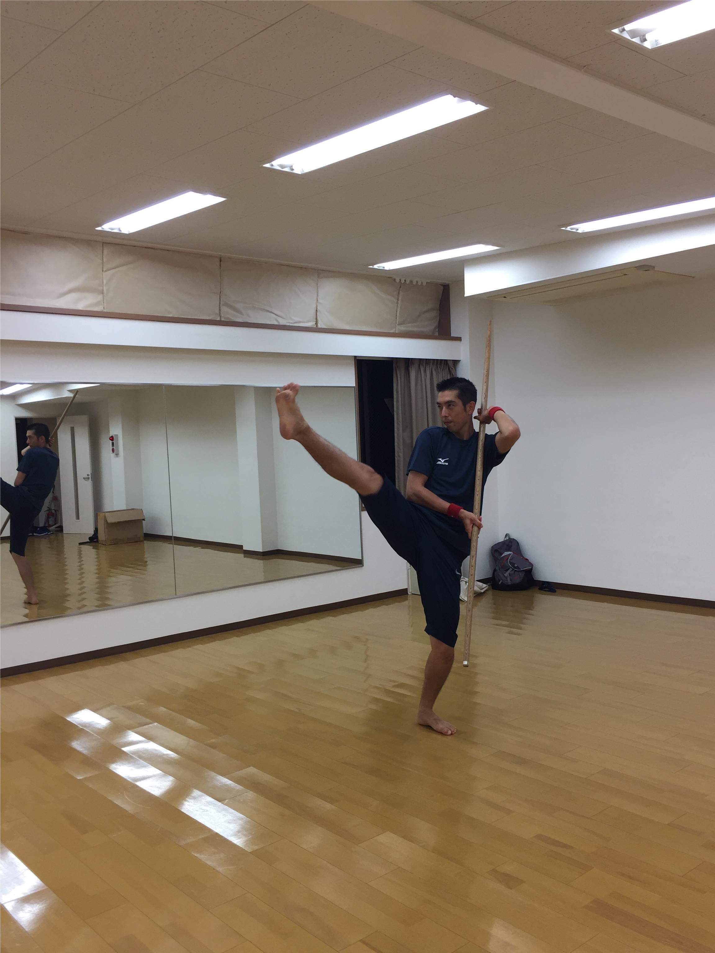 川上_スタジオ棒