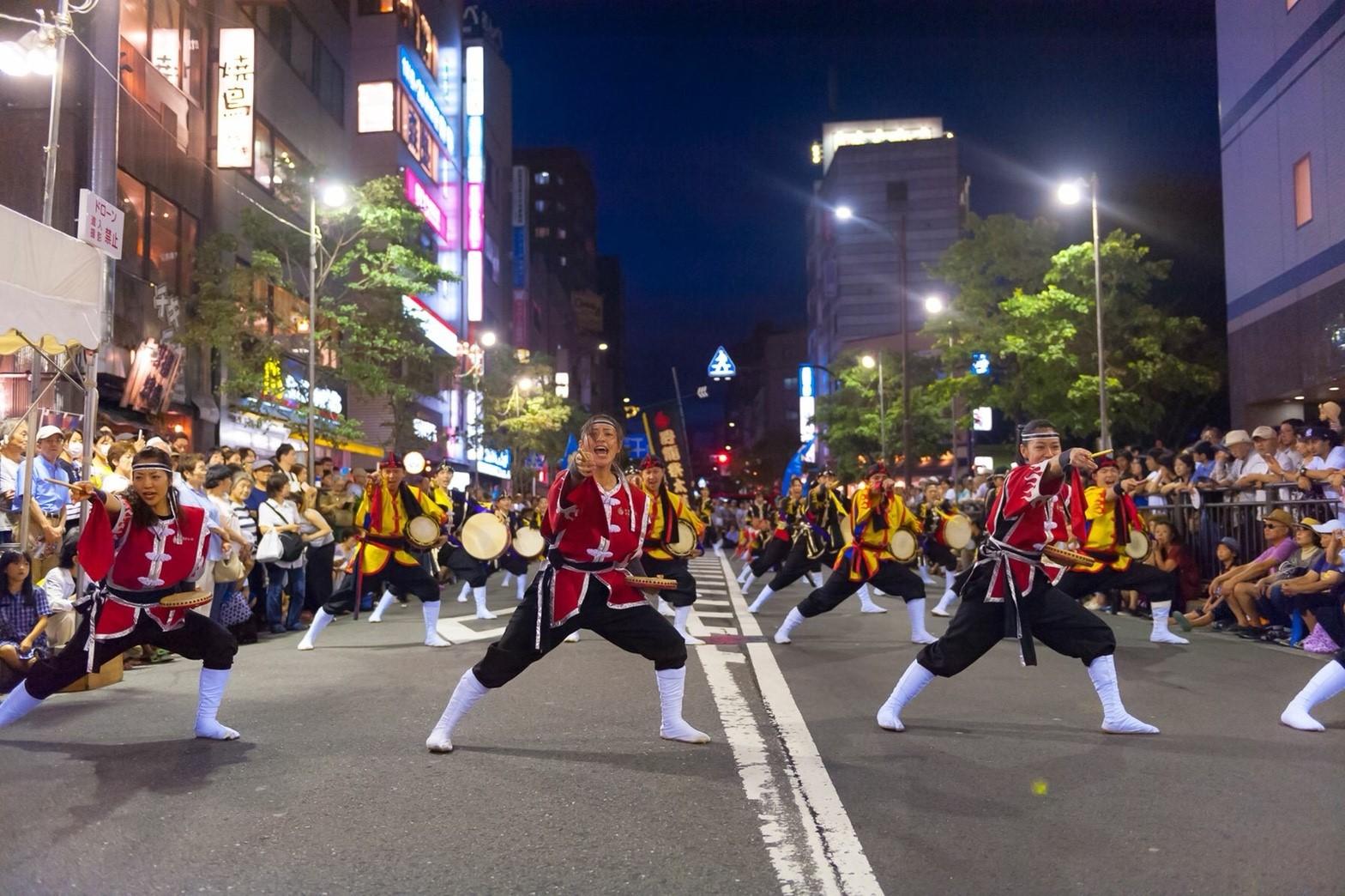 昇龍祭太鼓の魅力