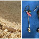 サンゴの小物