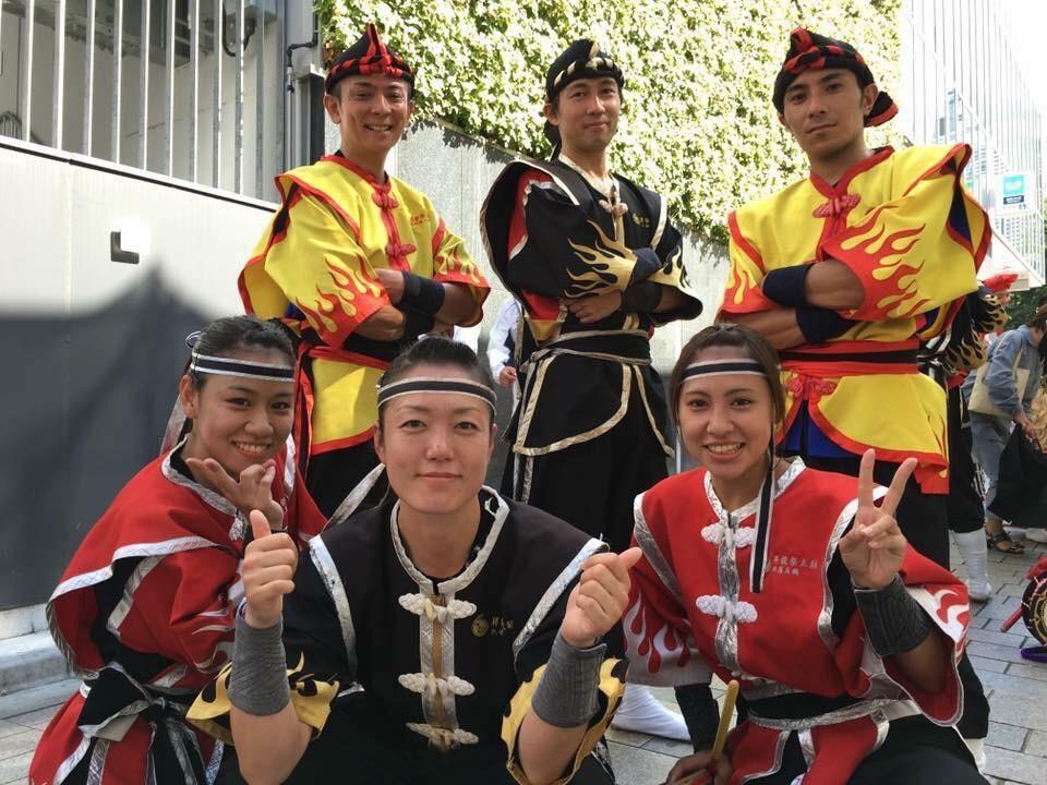 昇龍祭太鼓定例メンバー