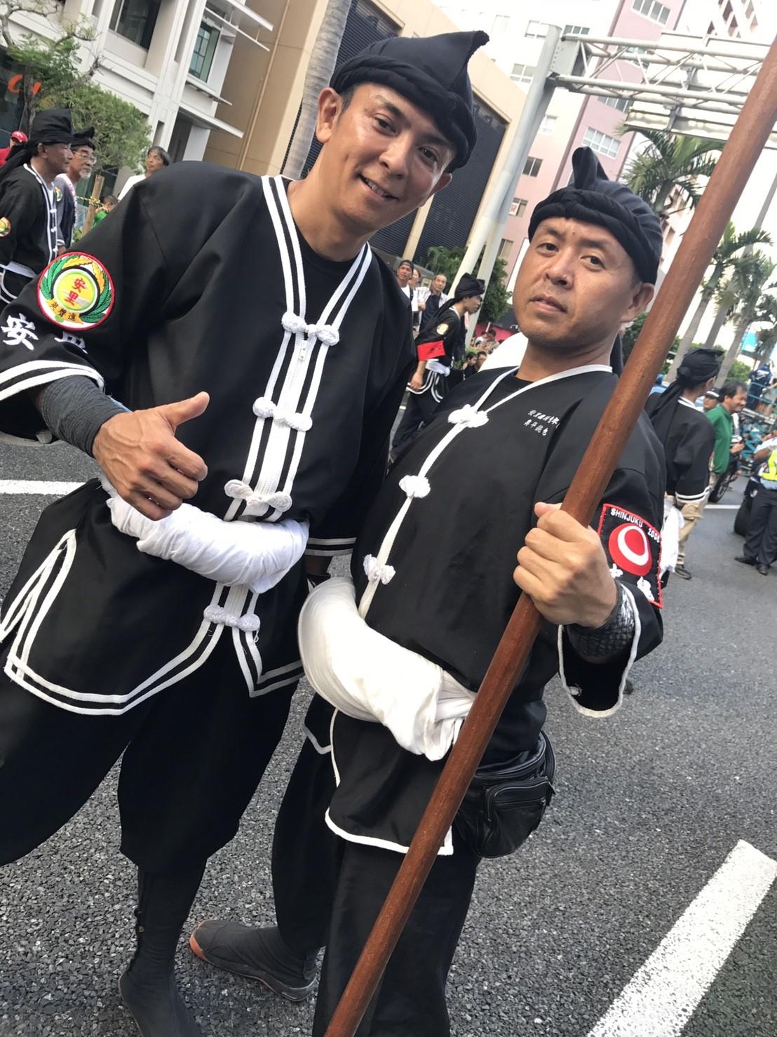 水野さんと純也さん