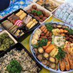 十六日祭の料理