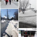 旭川は雪!