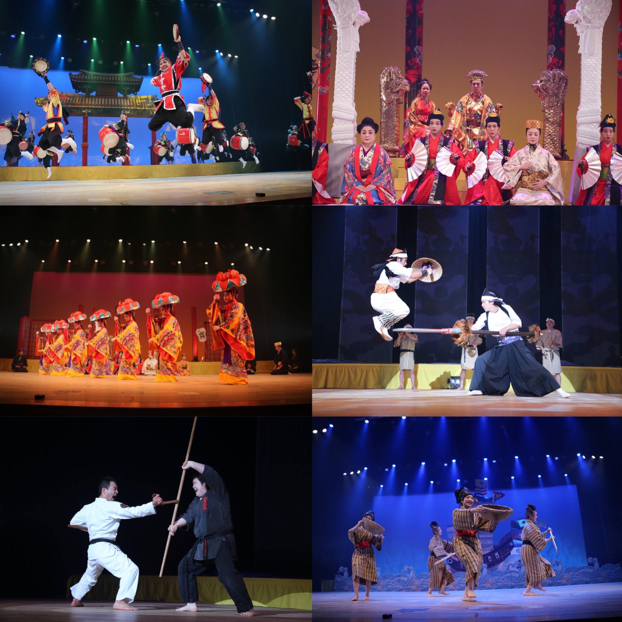 琉球の踊ぃ