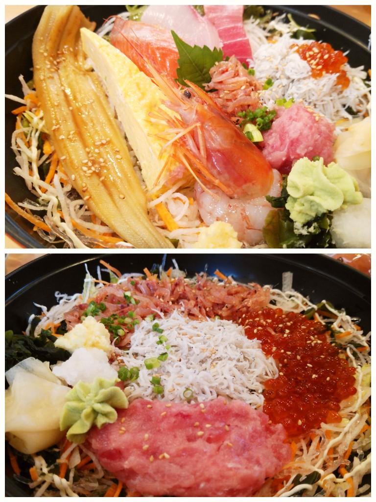 とびっちょ丼&4食丼