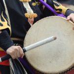 太鼓の叩き方