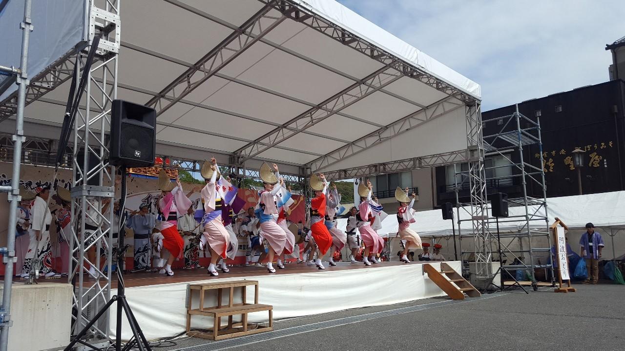 成田のお祭り