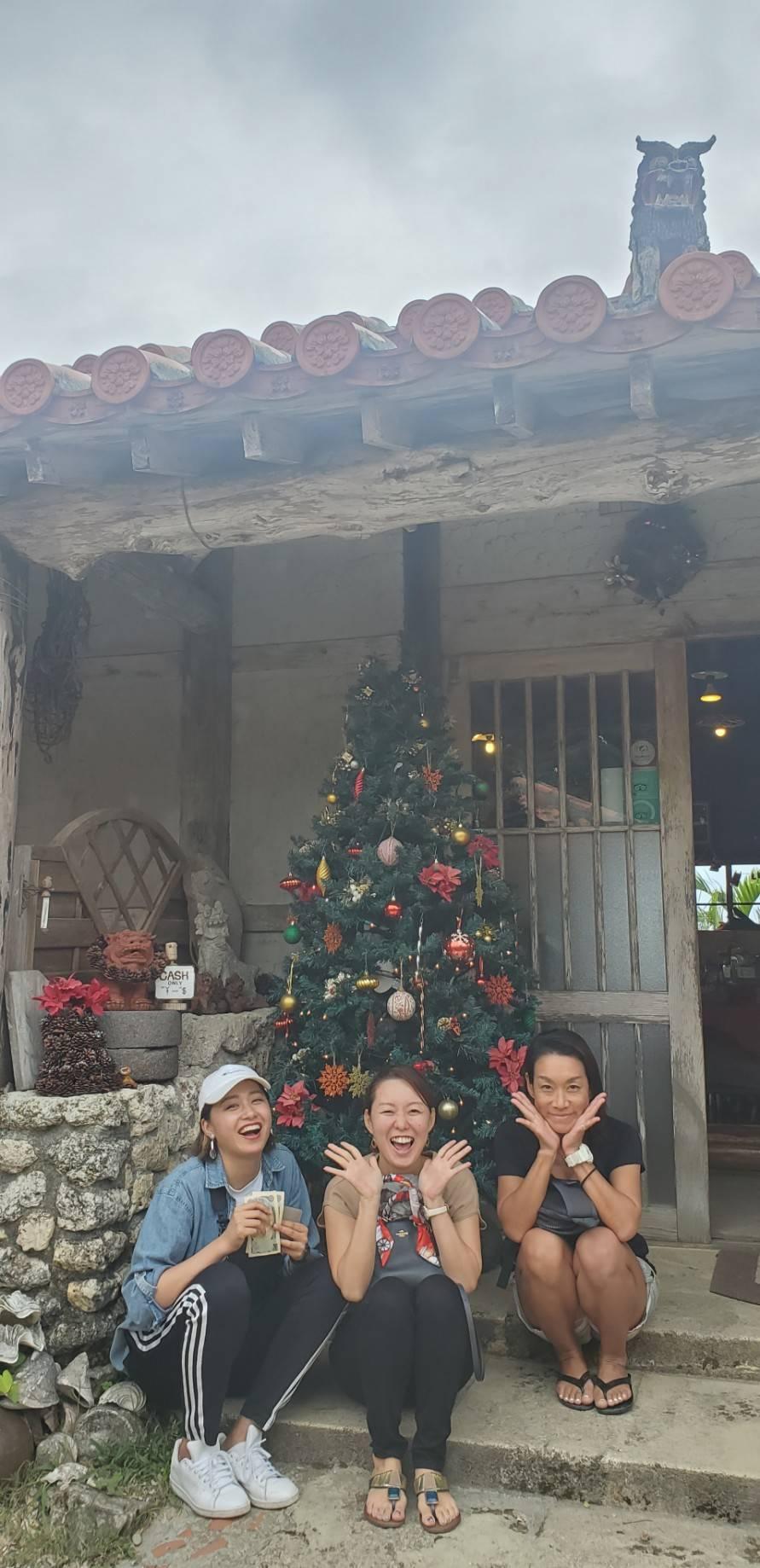 沖縄でクリスマス