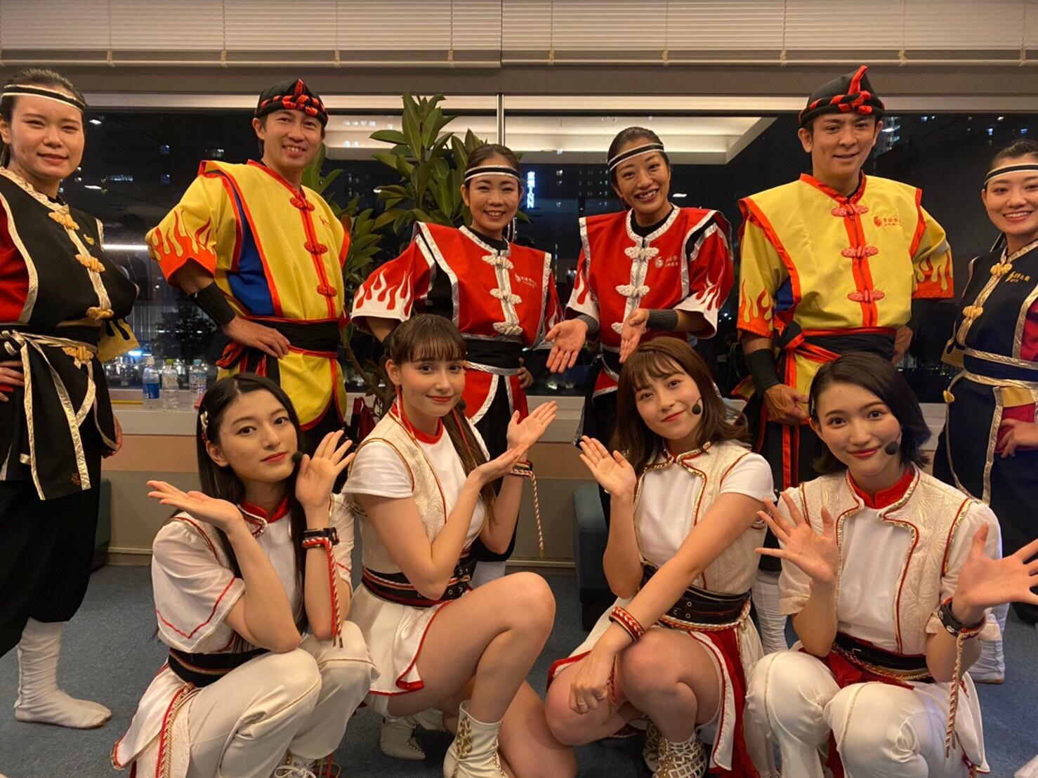 チュニキャン&昇龍祭太鼓